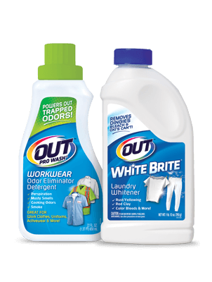 Summit Brands OUT Laundry Products