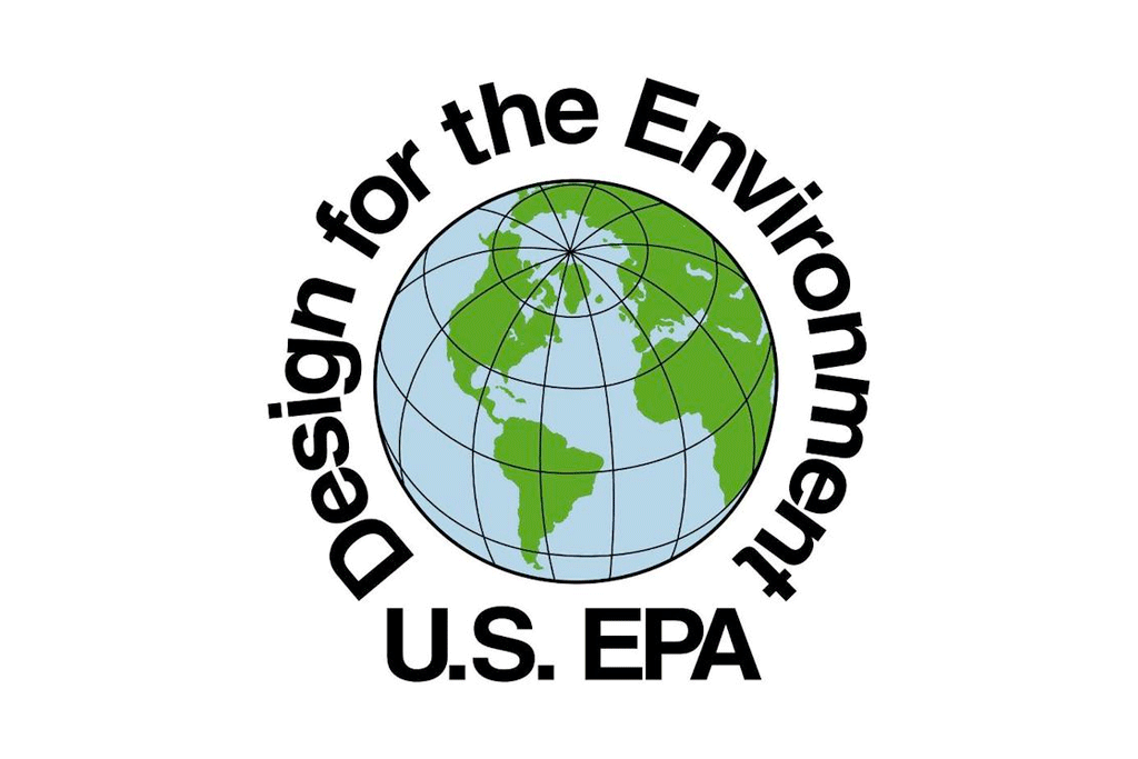 US EPA Design for the Environment (DfE) logo