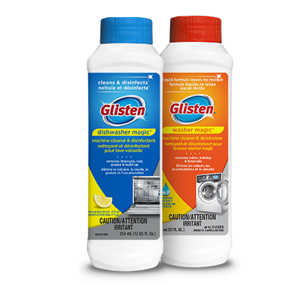 Summit Brand Glisten Appliance Cleaners & Boosters