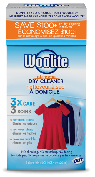 Woolite 174 At Home Dry Cleaner Fresh Scent Summit Brands